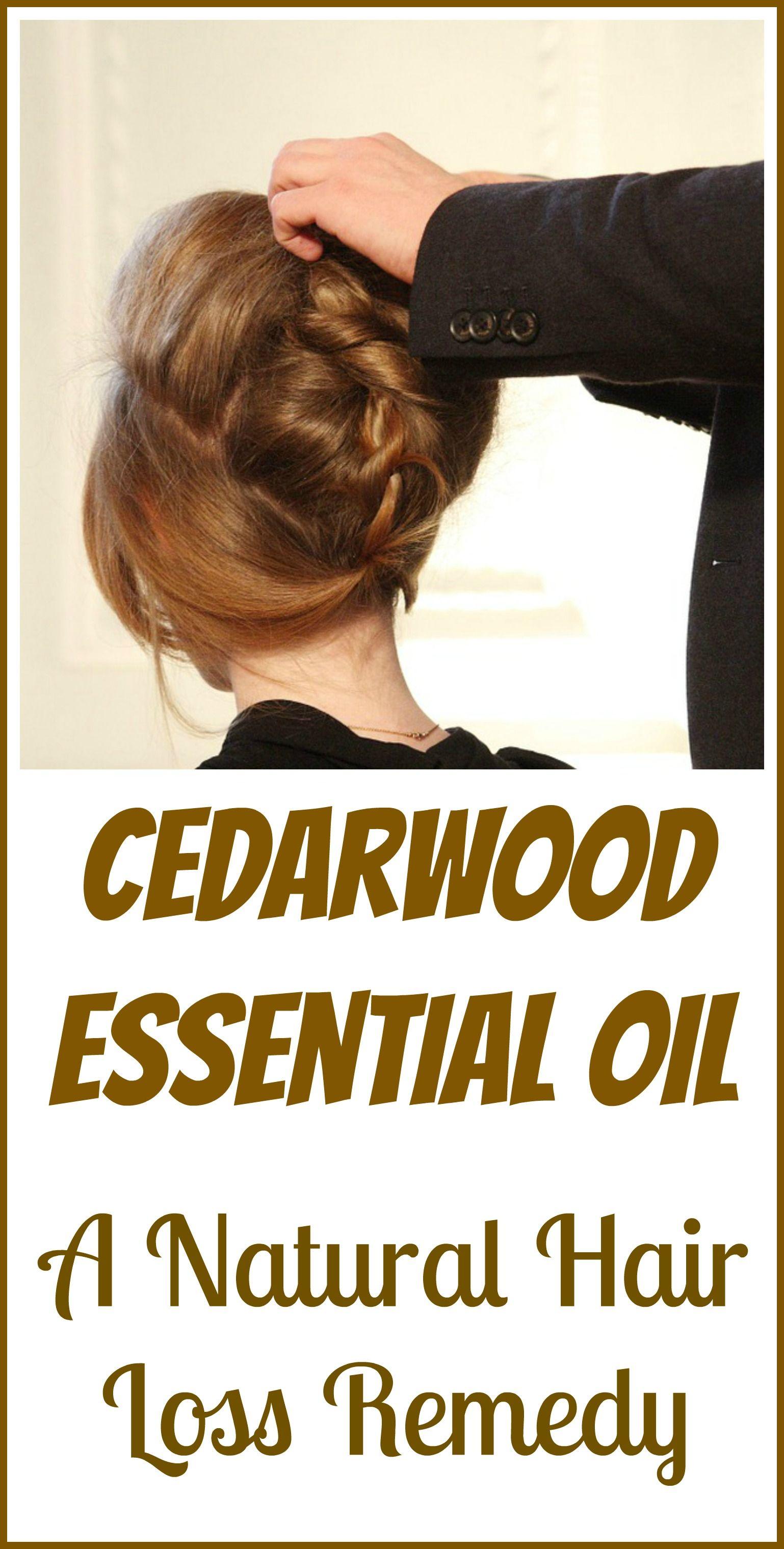 Cedarwood Oil For Hair Growth   Holistic Healing With Essential Oils