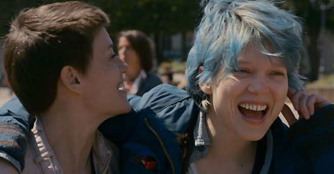 blue is the warmest color movie watch online free