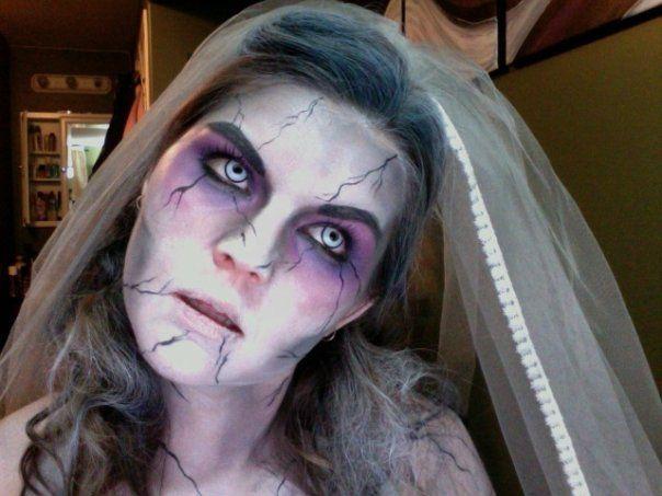 Dead Bride | Frankenstein makeup, Dead bride and Frankenstein