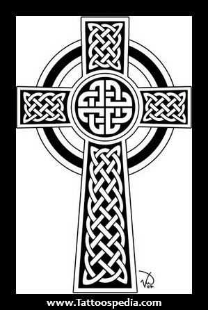 Boondock saints celtic cross tattoo tattoospedia for Boondock saints hand tattoos