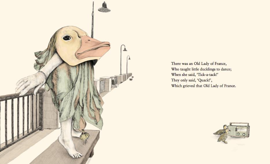 The book of Nonsense  - Edward Lear ilustrado por Gabriella Barouch