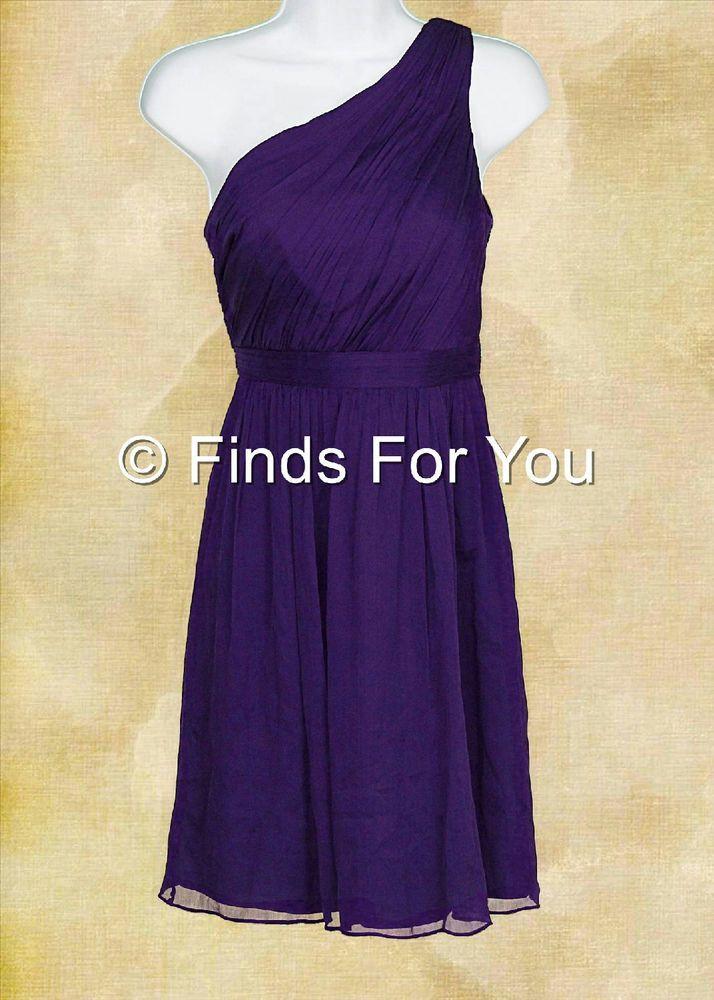 J Crew Kylie Dress 00 41825 Dark Eggplant | Kylie dress, Kylie and ...