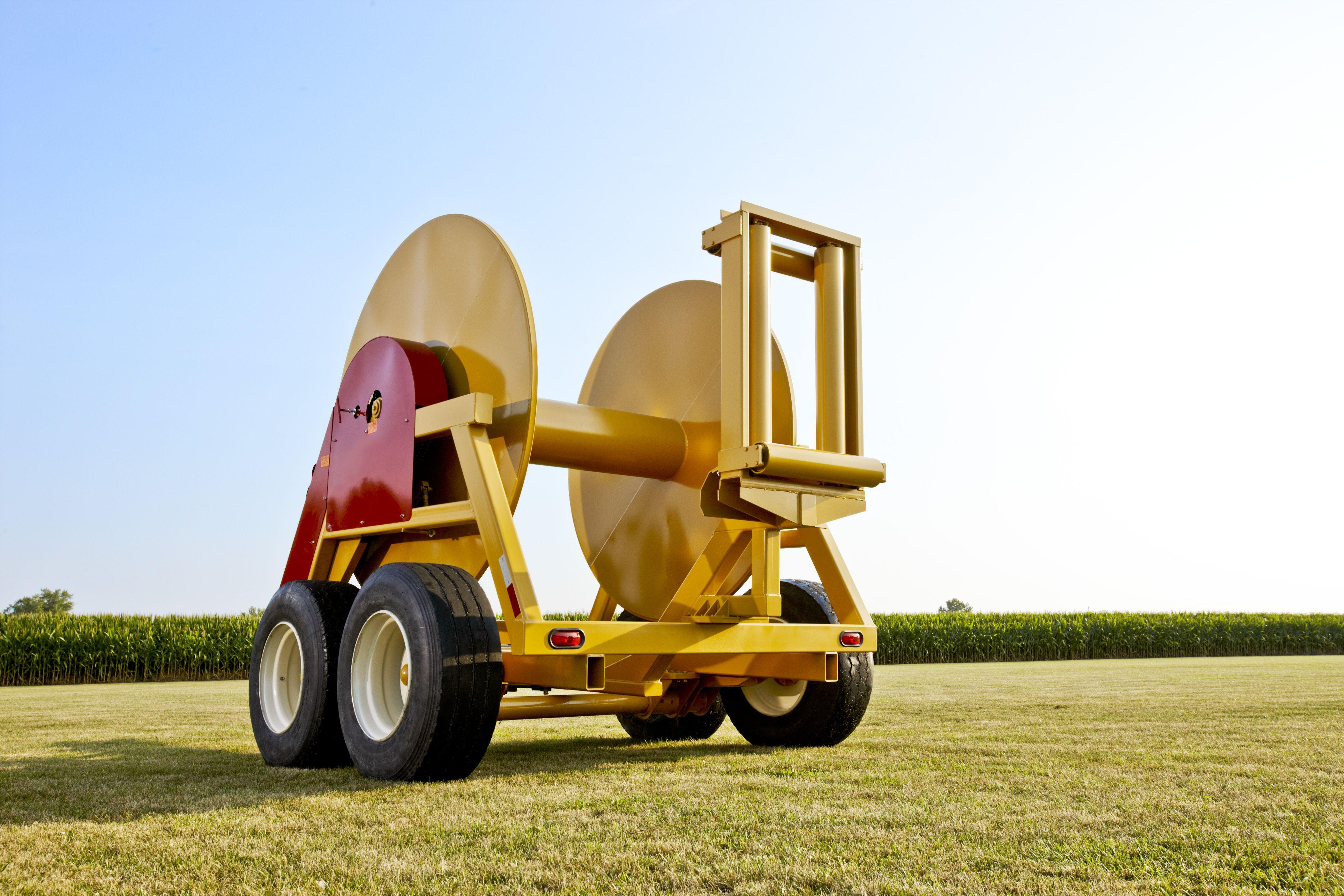 1408 Hose Reel #FarmEquipment #Manure | Manure Handling