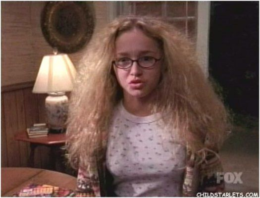 Hayden Panettiere On Malcolm In The Middle Curls Pinterest