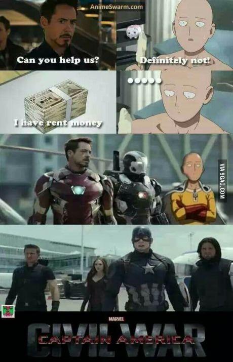 animeswarm one punch man episode 12