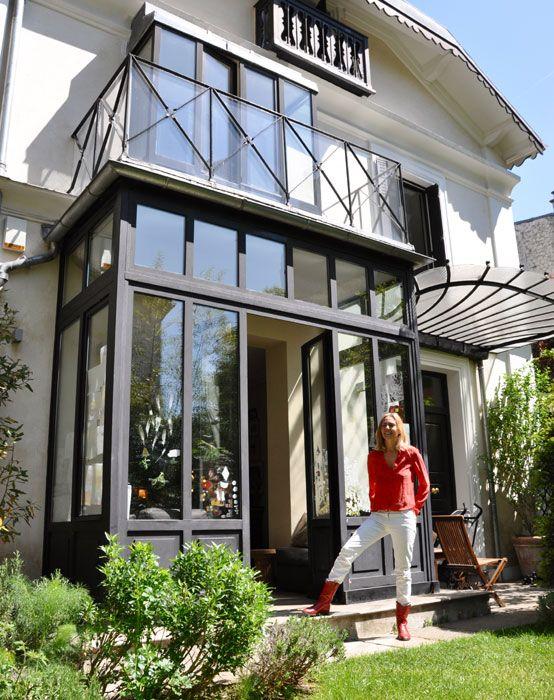 Dans la maison de Gabriella Cortese, créatrice du0027Antik Batik