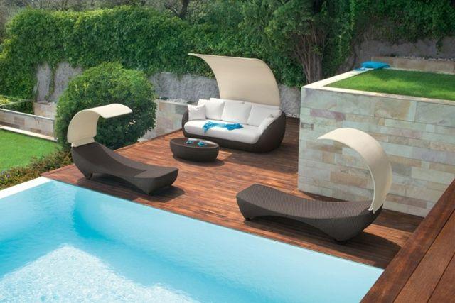 Good Lounge Möbel Für Den Outdoor Bereich U2013 Relaxen Sie Mit Stil Am Pool   Patios