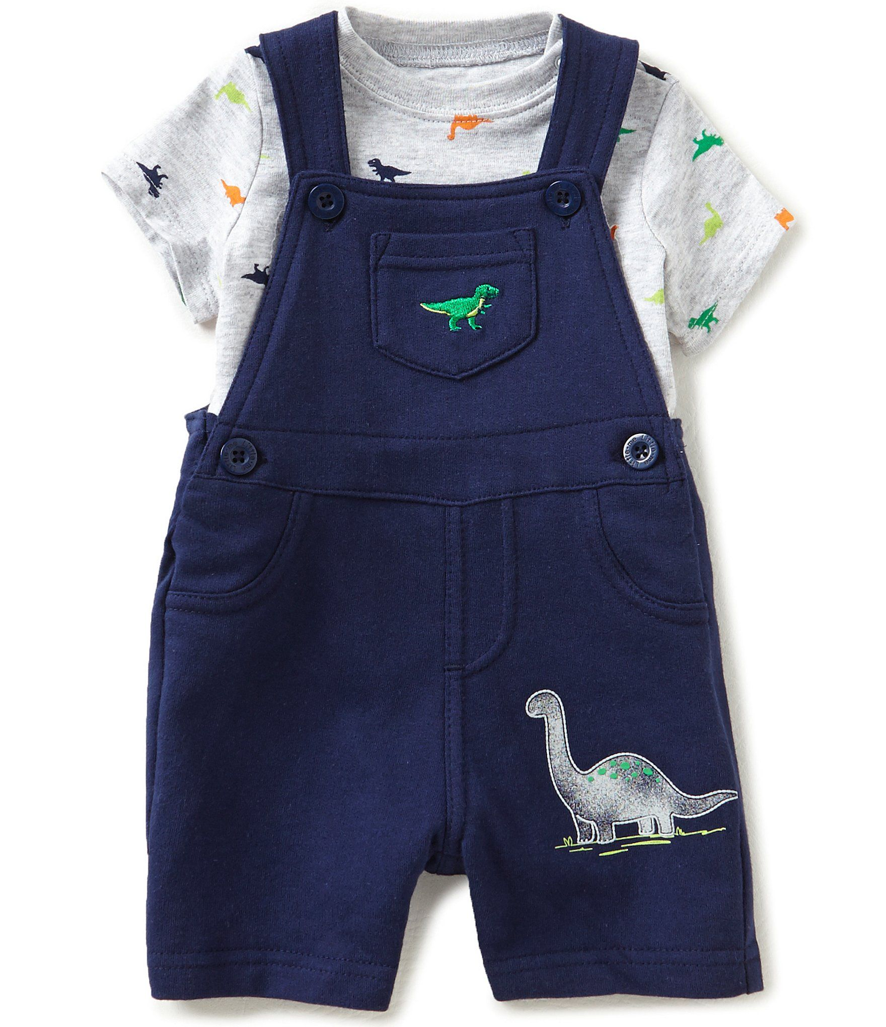 shop for little me baby boys 312 months dinosaur print
