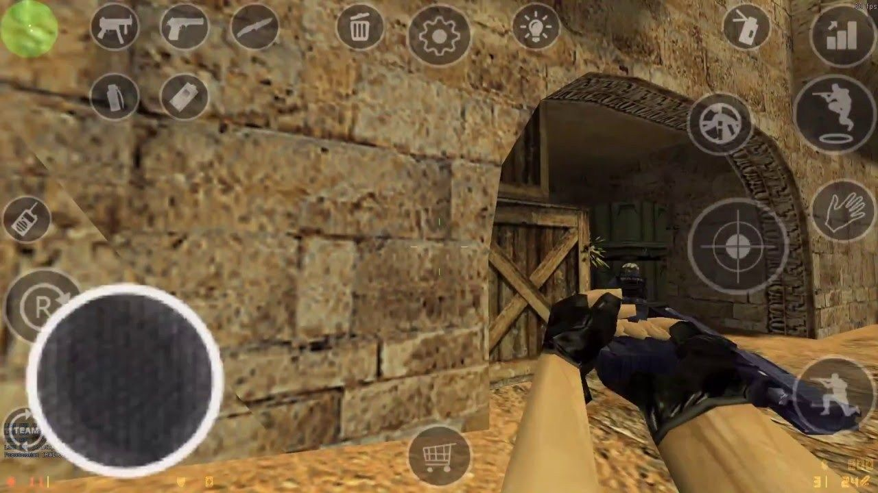 Counter Strike 1.6 APK Free Download Free download