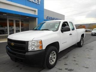 2011 Chevrolet Silverado 1500 Work Truck Work Truck Used Cars