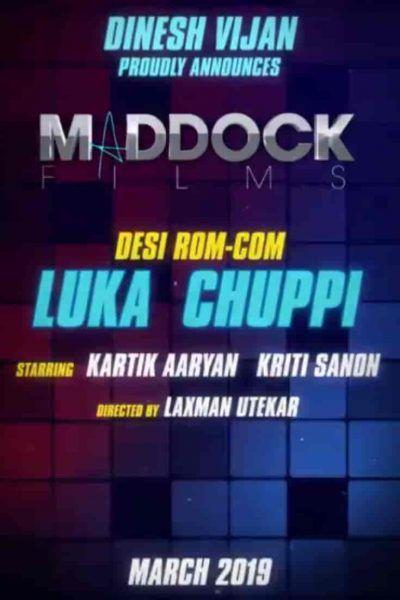 Luka Chuppi (2019) besthdmovies - Hindi Movie DVDScr 700MB 720p ESubs