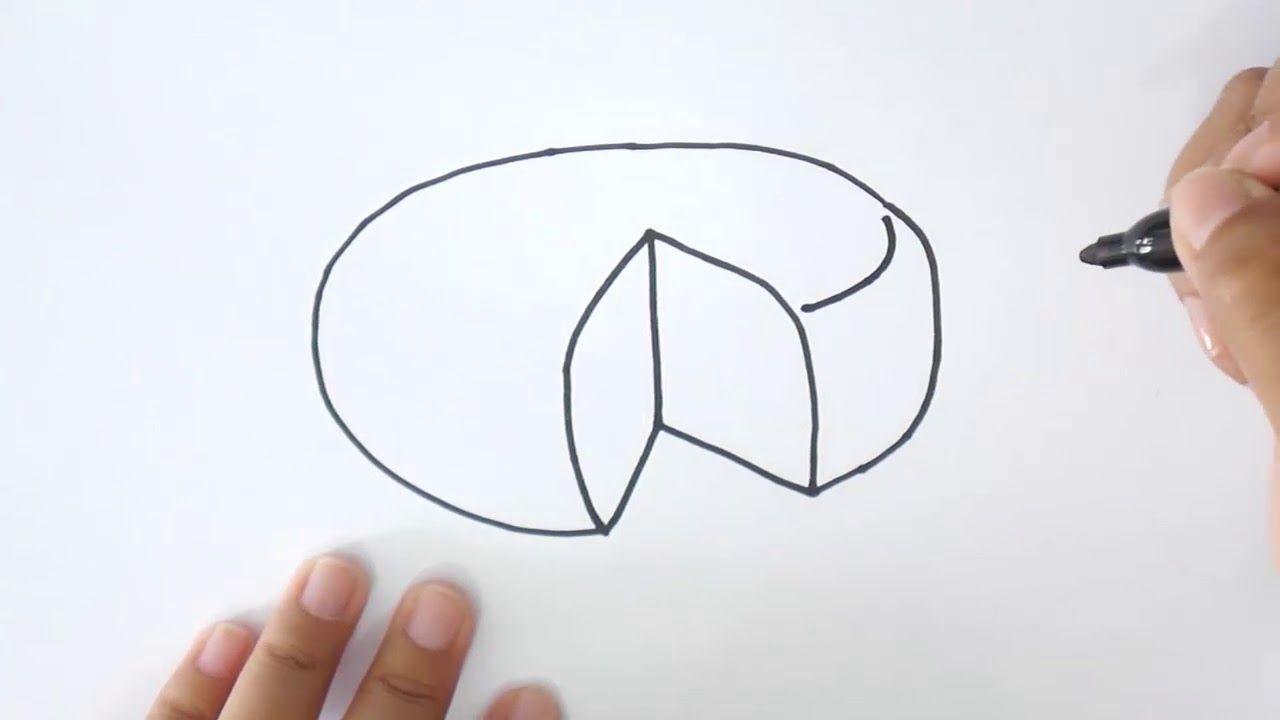 Cómo dibujar un queso dibujar un queso