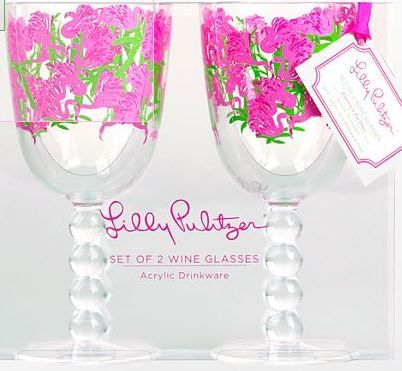 Carolina Clover now carries Lilly Pulitzer accessories.
