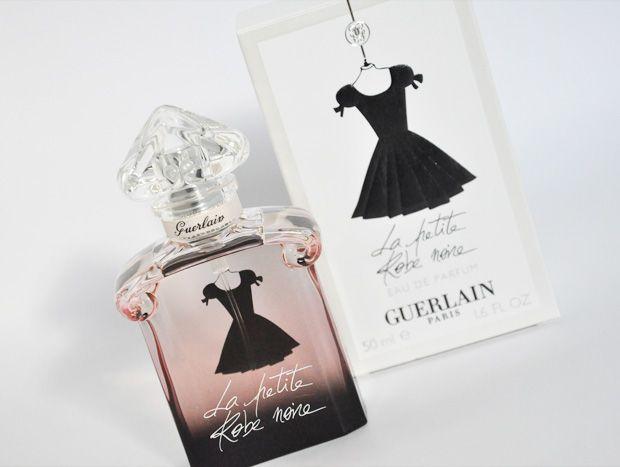 Guerlain la petite robe noire die palette