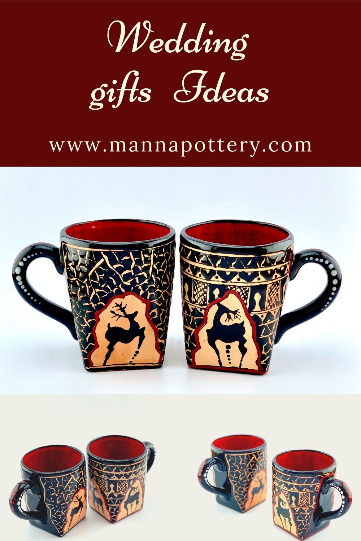 hand made mug coffee mug gift idea handpainted mug