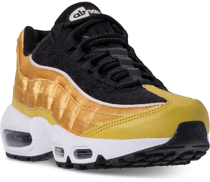 Nike Women s Air Max 95 Lx Casual Sneakers from Finish Line ... 9a66ec3c3