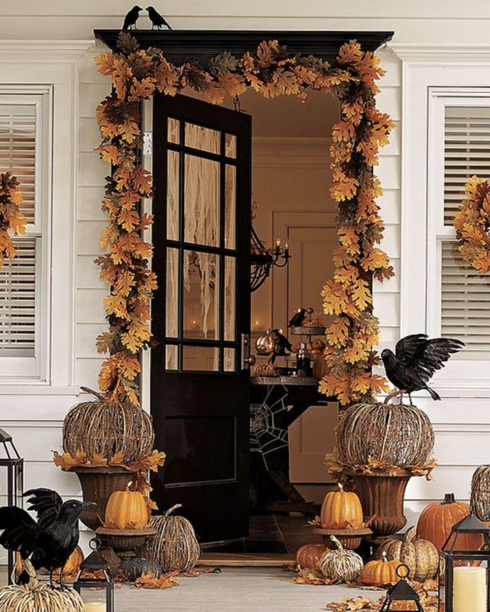 Des intérieurs pour Halloween Shake My Blog