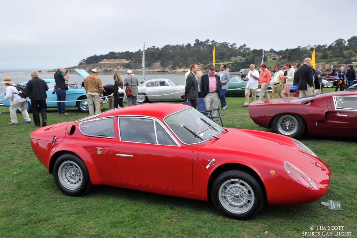 1965 Abarth-Simca 2 Mila Corsa Longnose Abarth Coupe http://www ...