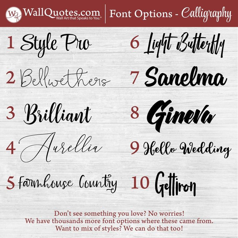 Custom Wall Decal Create Your Own Wall Quotes Decal In A Etsy Wall Quotes Decals Custom Wall Decal Quote Decals