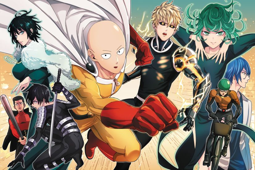 One Punch Man Wallpapers ·① WallpaperTag One punch man