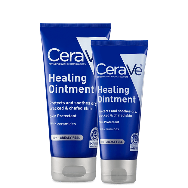 Product Page for CeraVe Healing Ointment Tube (With images