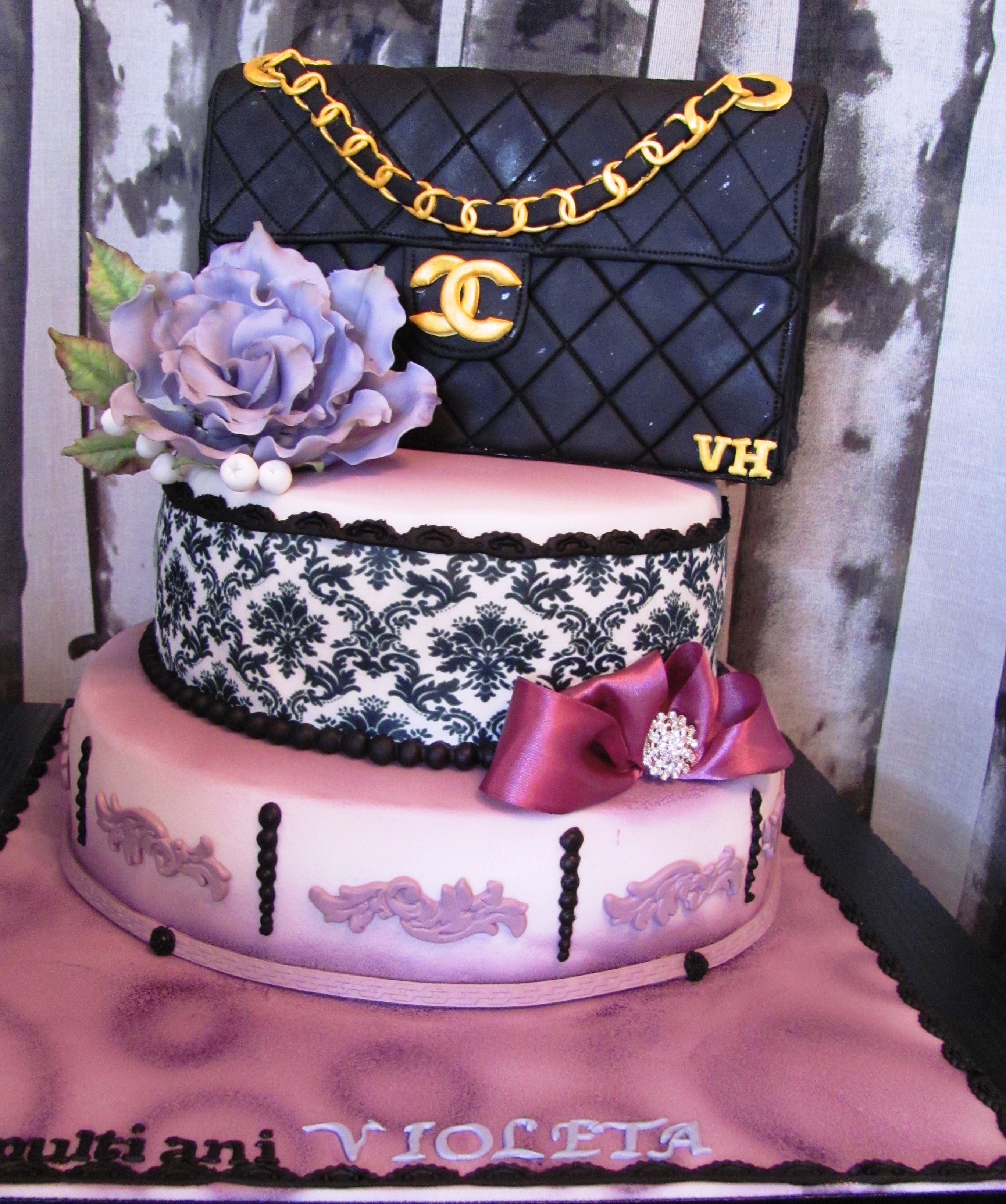 FASHION CAKE My Cakesmy Work Pinterest Fashion Cakes - Stylish birthday cakes
