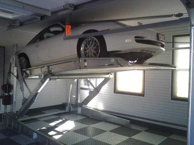 Projects Gallery Car Lift Garage Car Lift Garage Design