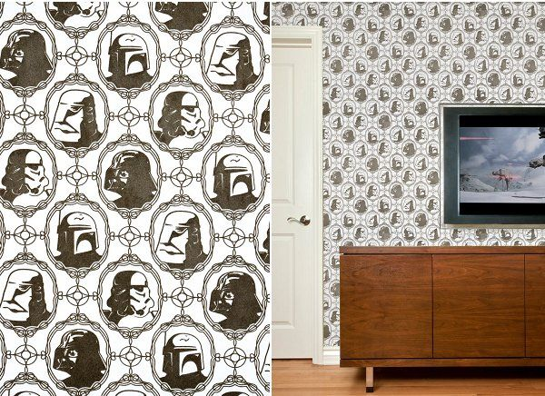 Save 17 On Star Wars Imperial Wallpaper 99 99 Per Roll Deals Star Wars Living Room Star Wars Room Star Wars Theories