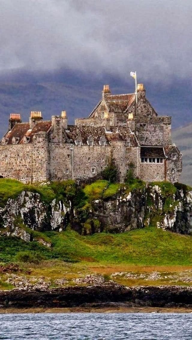 Danijela Živković - Google+ - Duart Castle, Isle of Mull, Scotland