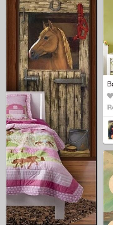 horse painting | Future home | Pinterest | Horse, Bedrooms and Room