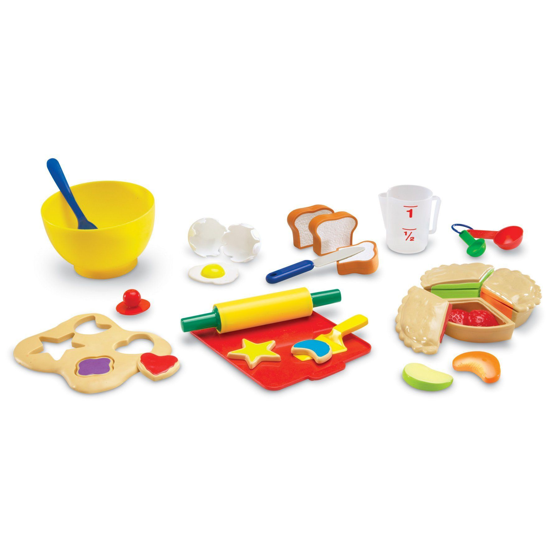 Kids toys images  Learning Resources Pretend u Play Bakery Set  LER  Products