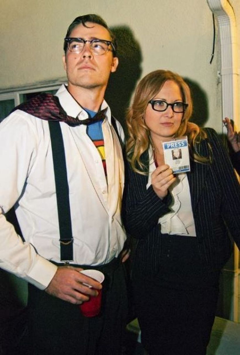 42 Best Couple Costume Ideas That is Easy to Use on