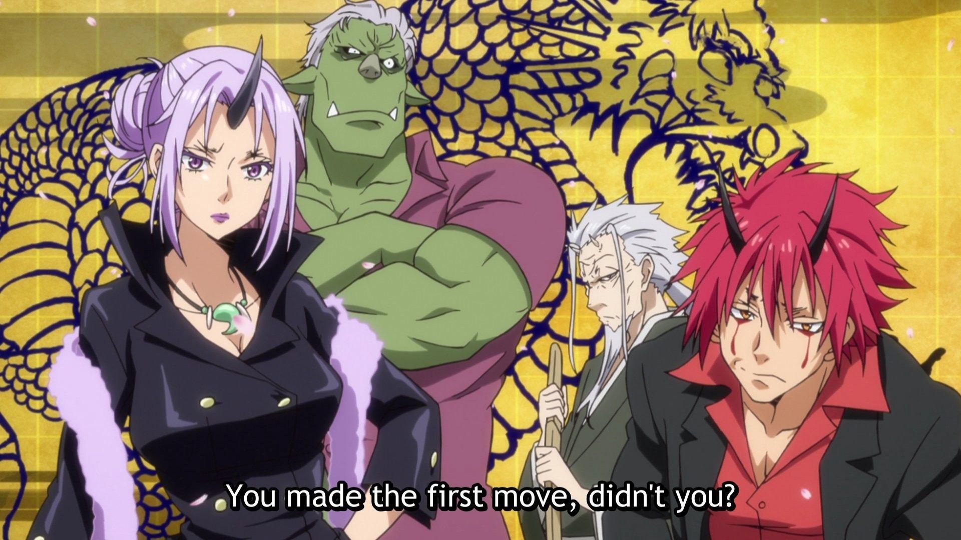 Episode 11 Gabiru is Here! Crunchyroll Funimation anime