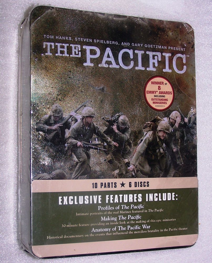 The Pacific DVD 2010