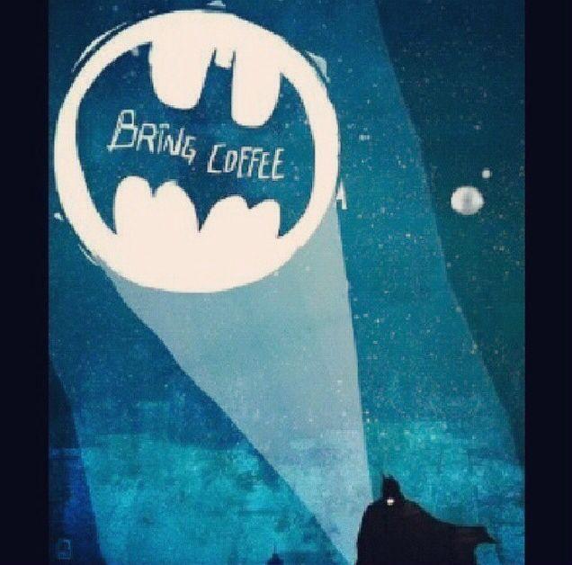 Need Coffee Funny Meme : Batman coffee meme ics car memes design pinterest