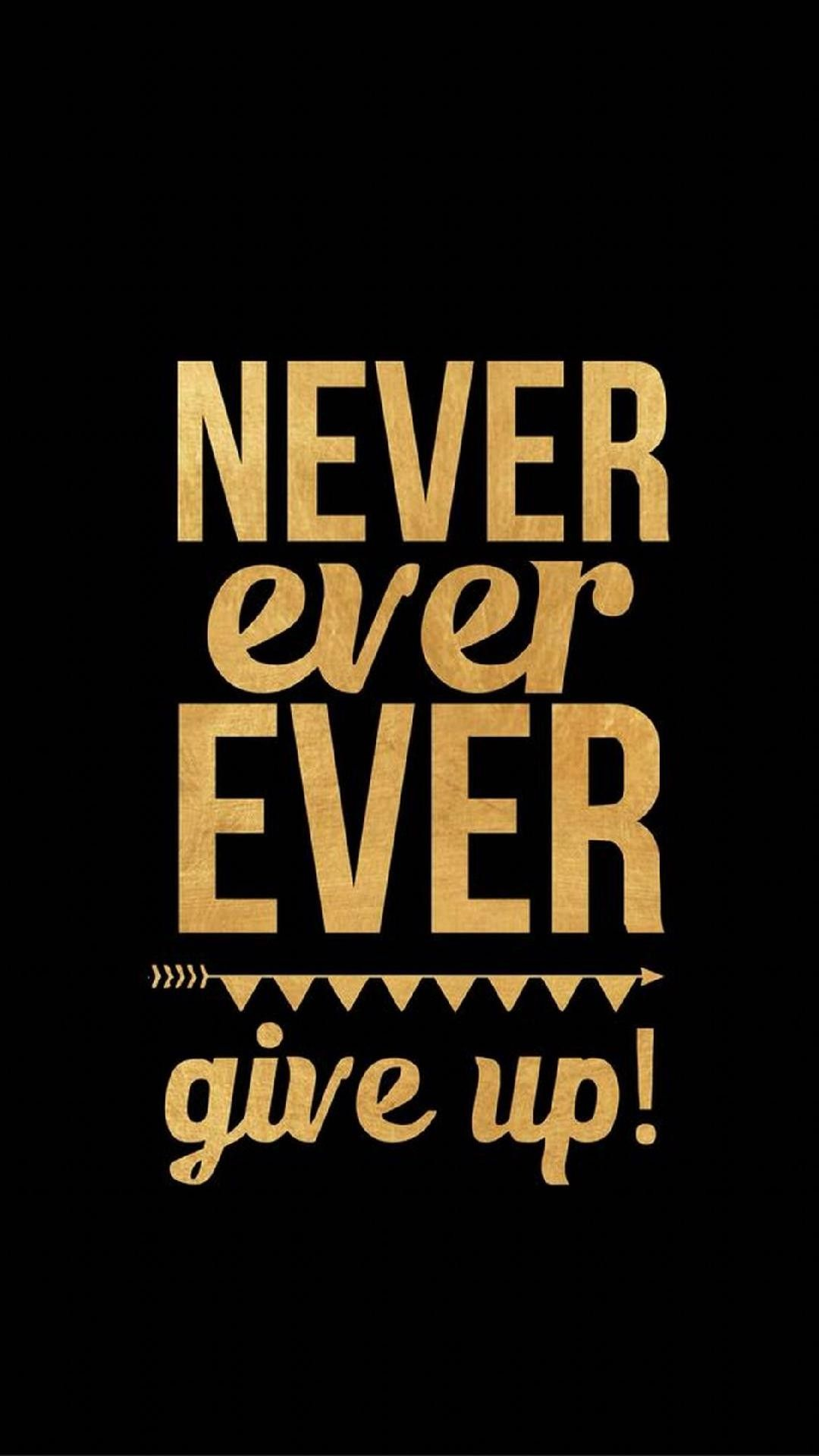 Pin By Tosif Khan On Never Give Up Gold Wallpaper Iphone Inspirational Quotes Gold Wallpaper