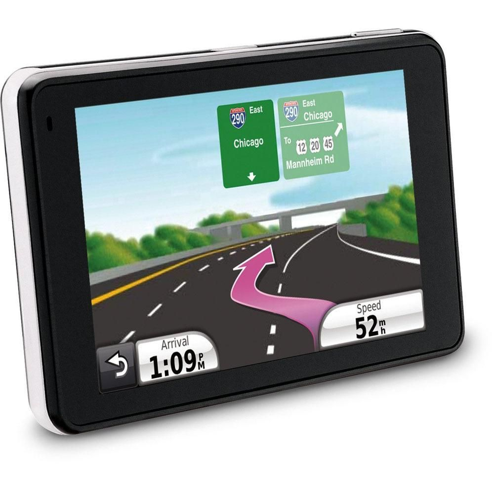 Slim and elegant for car travel, the Garmin Nuvi 3760T features lane-assist with junction view for easier navigation in traffic! The unit includes subscription-free traffic updates and has..