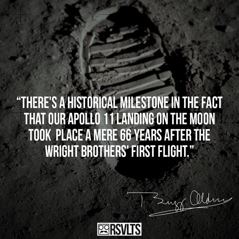 Buzz Aldrin 10 Quotes From A Fearless Man Who Dared To