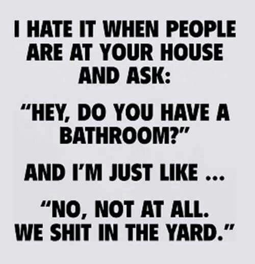 Really? Lol!