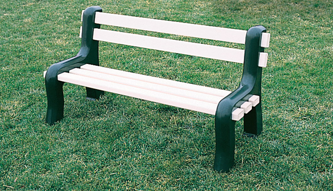 Park Benches Lowes Strong Durable Resistant To Rain And Heat Enough