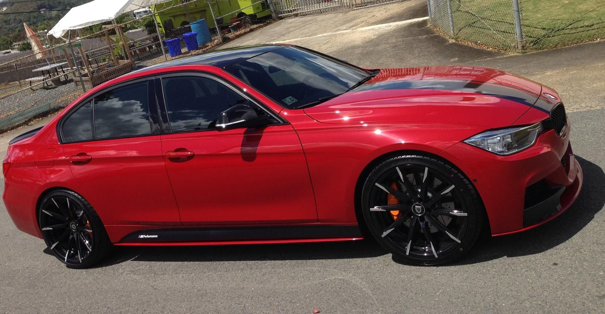 Bmw M6 Gran Coupe 2019 >> Red Bmw 3 Series Black Rims | www.pixshark.com - Images Galleries With A Bite!