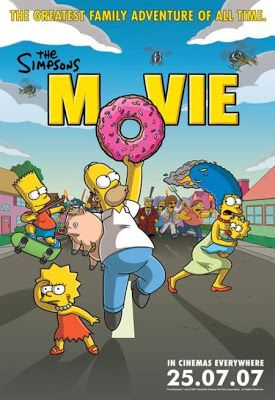 The Simpsons Movie 2007 The Simpsons Movie The Simpsons Free Movies Online