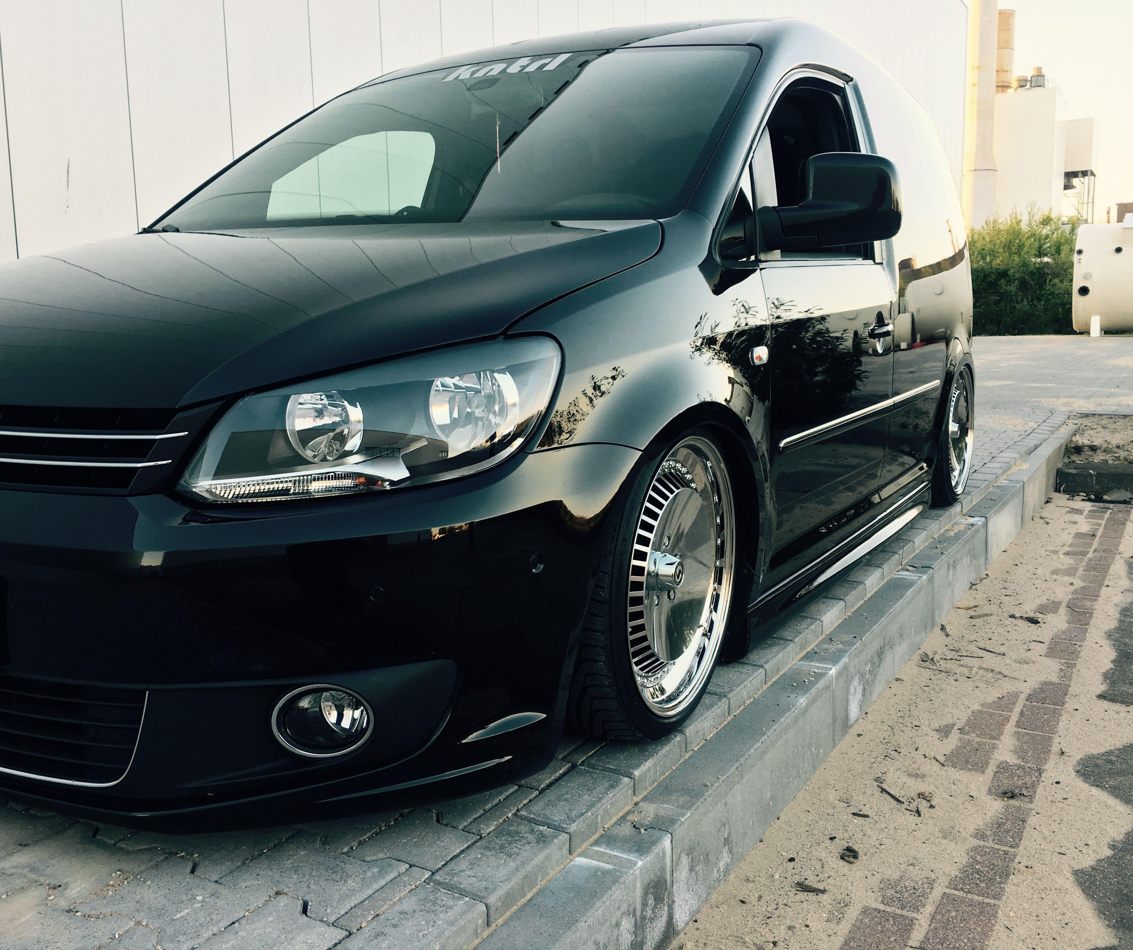 Bonhof Car Supplies schmidt th line low caddy 2.0 tdi | Volkswagen