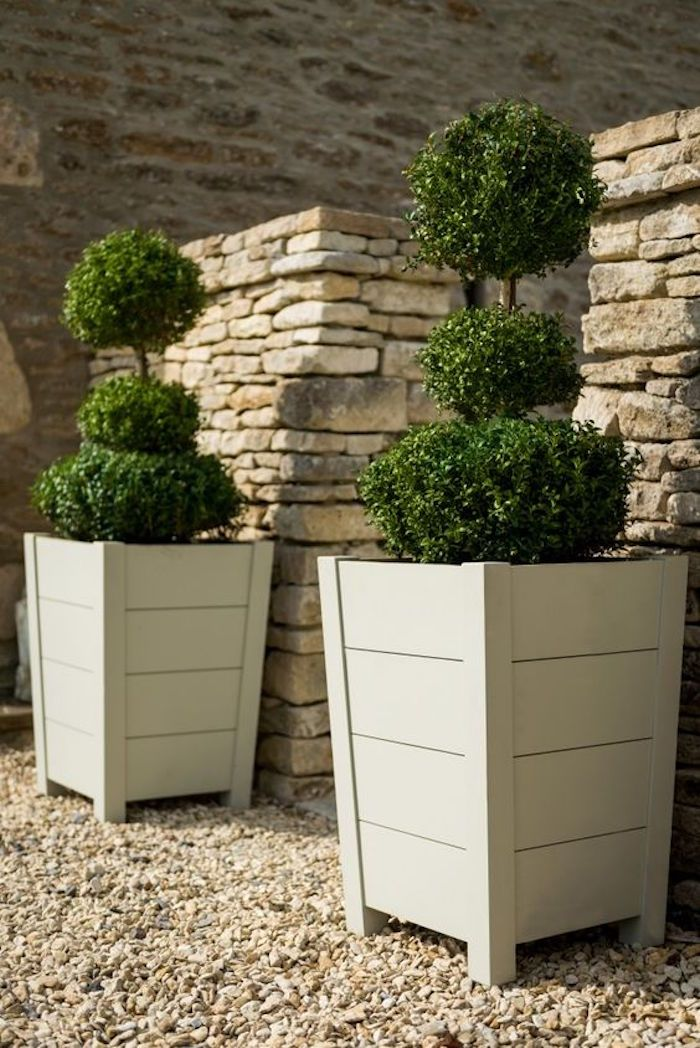 Diy Tall Planters For 20 Items To Sell Tall Planters