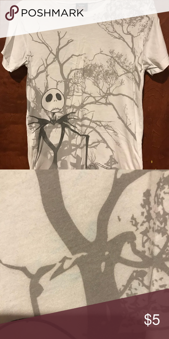 6364f1c081 Spotted while shopping on Poshmark  Nightmare before Christmas T-shirt!   poshmark