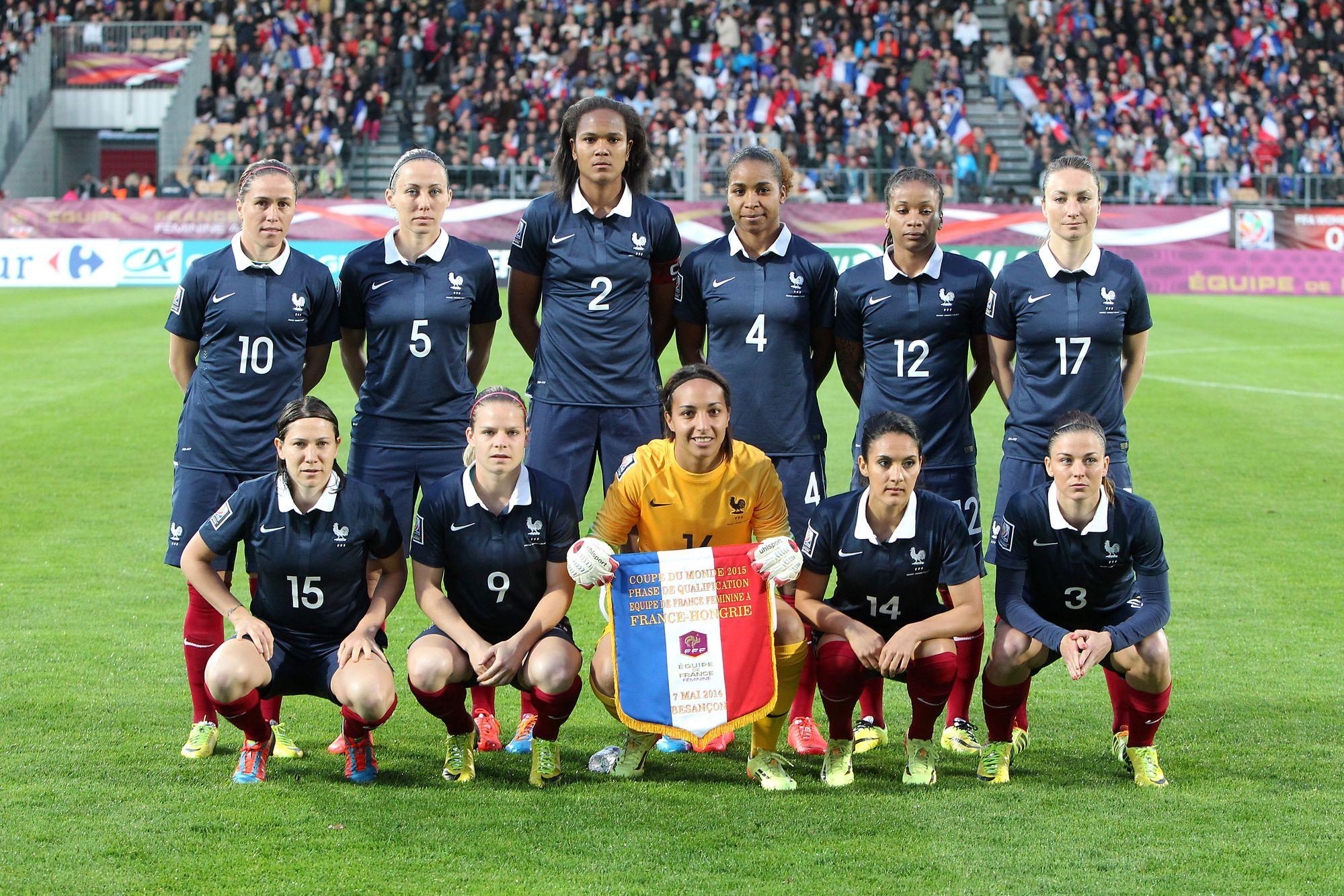 La France organisera le Mondial féminin en 2019 Equipe