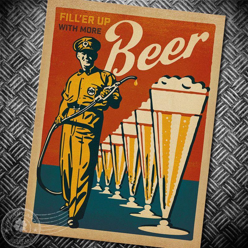 Image result for retro beer labels