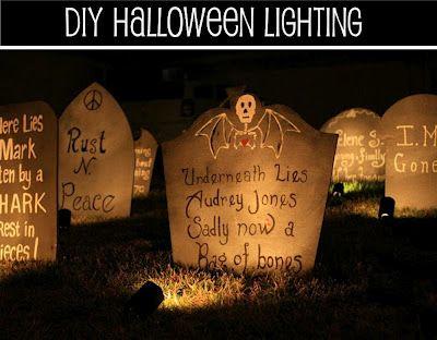 outdoor halloween decorations outdoor Halloween decor-Super