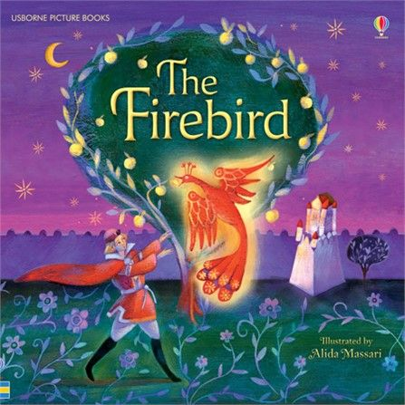 the firebird is a russian folktale which inspired the famous ballet by igor stravinsky