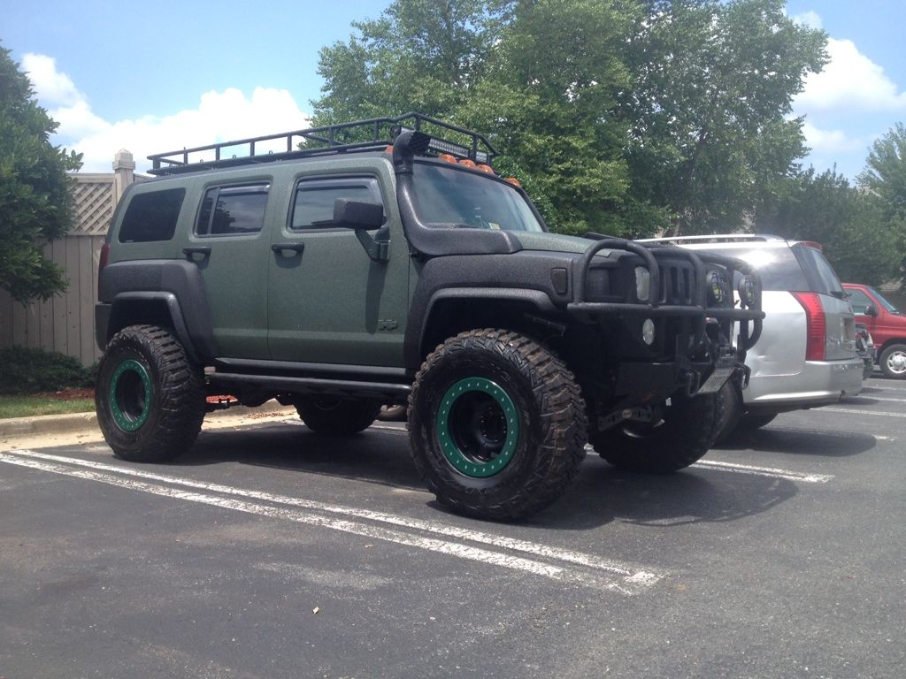 Hummer H9 with a snorkel | Auto-Fuoristrada | Hummer truck ... | hummer h2 snorkel kit
